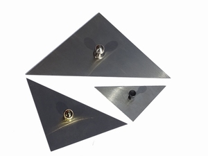 Set-Square stainless steel