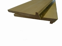 Brass Edged Backing Boards