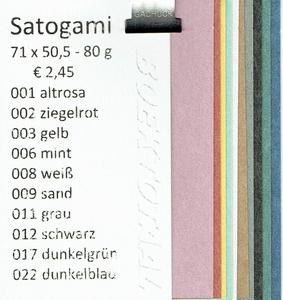 Muster Satogami