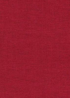 Linnen Brillianta rood donker