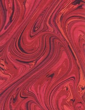 Fantasiemarmer rood