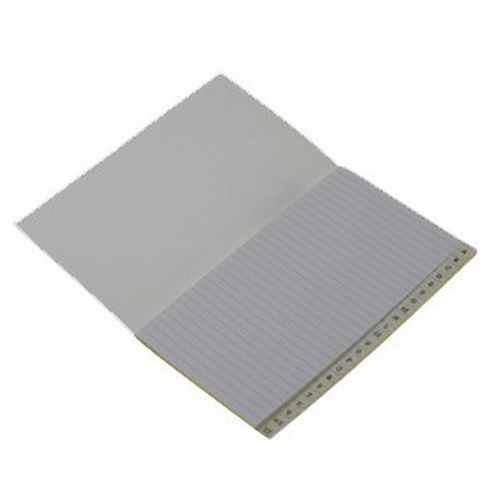 Adress book pocket size- white paper