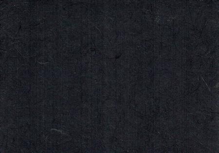 Gampi schwarz