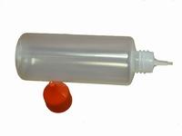 Flesje met doseertuitje - gevuld met Beriplast 201