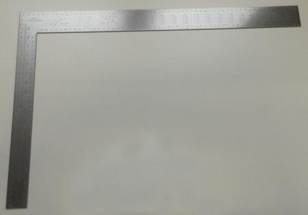 Stahlwinkel 60 x 40 cm
