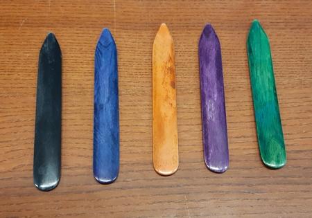 Bonefolder coloured