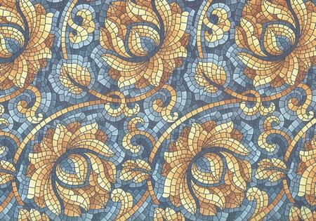Mosaico Rosone