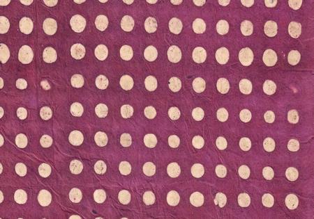 Lokta point purple