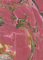 French Marble bordeaux