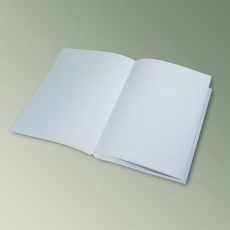 Boekblok blanco - wit