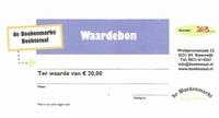 Gutschein für € 20,00