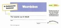 Gift Voucher for € 100,00