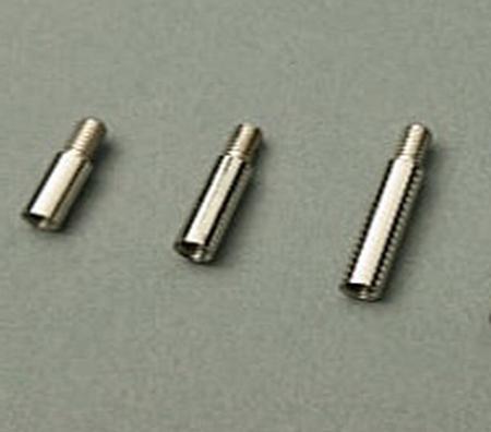 Bookbinding screw extension